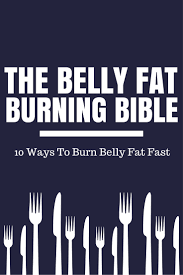 the belly fat burning bible 10 ways to burn belly fat now