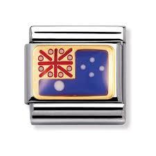 Austailia Flag Nomination Classic Australia Flag Charm Charms From Joshua James Uk