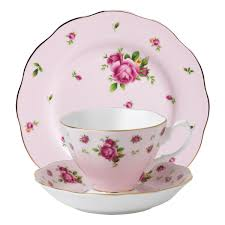vintage tea set new country roses pink vintage 3 tea set royal albert us