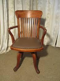 Antique Swivel Office Chair by 19th Century Oak Office Chair Or Desk Chair Antiques Atlas
