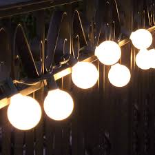 globe lights patio string lights lights