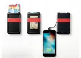 Charge Your Phone This Razor Thin Wallet Will Also Charge Your Phone Toronto Tribune