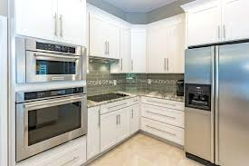 lowes white shaker cabinets convection microwave lowes large size of kitchenwhite shaker kitchen