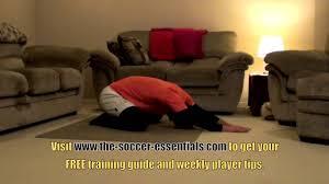 soccer workout at home at home soccer workout for flexibility