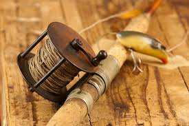 antique fishing tackle how much is it worth