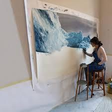 greenland 2016 paintings zaria forman 1