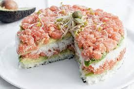 cuisine japonaise facile sushi quand les sushis deviennent des oeuvres d