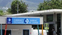 bureau de change ile de guide réunion argent à l île de la réunion