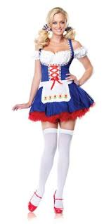 French Maid Halloween Costumes Totally Ghoul Women U0027s French Maid Halloween Costume Size Fits