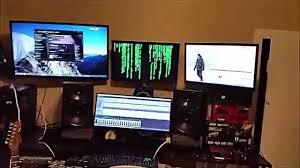2015 room tour of mancave studios pc gaming studio setup rundown