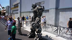 universal studios orlando halloween horror nights 2014 transformers the ride 3d at universal studios florida