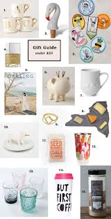 gifts under 25 the best christmas gift ideas for women under 25