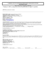 Jobs No Resume by Jobs Hiring No Resume Needed Free Resume Example And Writing
