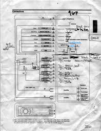 alpine ktp 445 wiring diagram diy wiring diagrams
