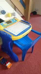 vtech write and learn desk vtech my first write and learn desk in leicester leicestershire