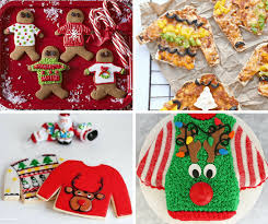 roundup of ugly sweater food ideas for your ugly sweater christmas