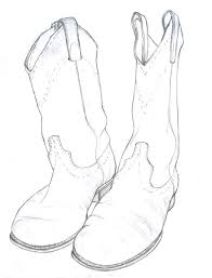 the 25 best cowboy boots drawing ideas on pinterest cowboy hat