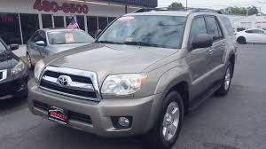 Toyota Tacoma Double Cab Roof Rack by 2006 Toyota 4runner Sr5 4x4 Carfax Certified Premium Sound Tow