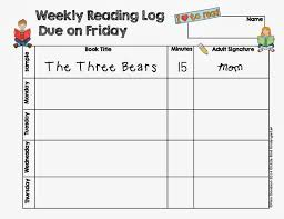 reading log template cute printable reading log 9 printable