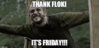Floki Meme - friday feeling imgflip