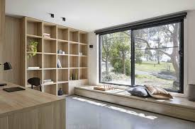 Living Room Storage Cabinets Melbourne A Remodel Turns A Dark And Choppy House In Melbourne Into A Bright