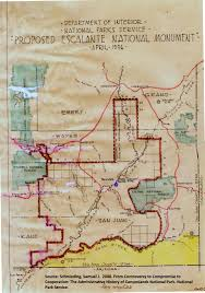 Arizona Spring Training Map by 1936 Map Bureau Of Land Management
