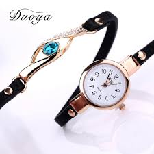 quartz bracelet wrist watches images Duoya gemstone women quartz bracelet wristwatches jpg