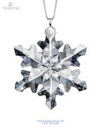 Swarovski Christmas Snowflake Ornaments 1139969 swarovski little snowflake ornament 2012