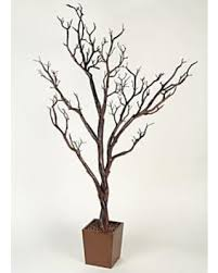 manzanita tree branches amazing deal on 4 foot artificial manzanita tree in decorative pot