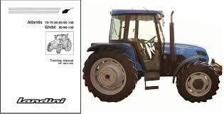 landini atlantis 70 75 80 85 90 100 ghibli tractor repair