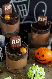 Halloween Cups 5 Quick And Easy Halloween Treats All No Bake The Kiwi