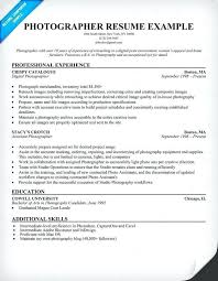 photography resume template photography resume templates vasgroup co