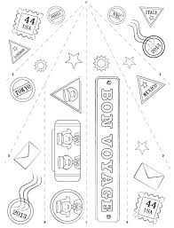 paper airplane coloring page whoosh easy paper airplanes for kids color fold and fly model