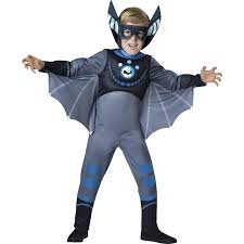 wild kratts quality blue bat costume for boys buycostumes com