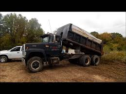 1988 ford l9000 dump truck for sale sold at auction november 14