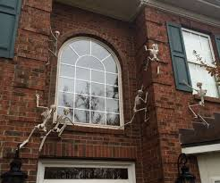 skeletons climbing your house u0027s walls 10 steps with pictures
