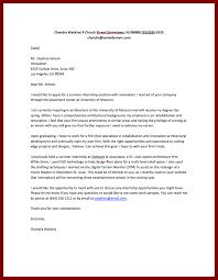 16 formal letter for applying nursing sendletters info