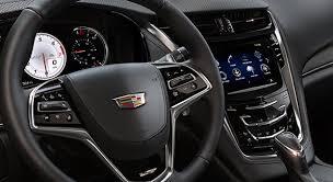 Cadillac Cts Coupe Interior Cadillac 2017 Cts V Sedan