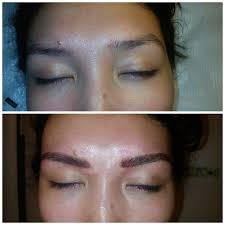 Hair Stroke Eyebrow Tattoo Nyc Miami Brows The Brow Blog By Christopher Drummond Semi Permanent