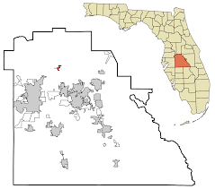 Florida Map Of Cities And Counties Polk City Florida Wikipedia