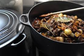Be Our Guest Le Creuset by Boeuf Bourguignon Amsterdam Flavours