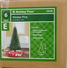 time unlit 6 ft wesley pine artificial