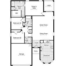 Dr Horton Single Story Floor Plans 6195 Grey Heron Dr Winter Haven Florida D R Horton