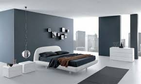 bedroom bedroom decor for men with nice gray wall stunning