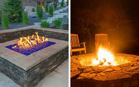 Firepits Gas Gas Vs Wood Pits What Are The Key Differences