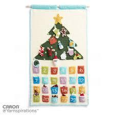 countdown to christmas crochet advent calendar crochet pattern