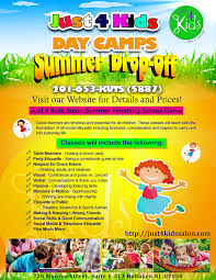 unlimited summer camp just 4 kids salon u0026 birthday party boutique