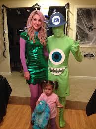 Monster Boo Halloween Costume 25 Mike Wazowski Costume Ideas Sully Costume
