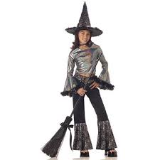 witch costumes child s hip witch costume costumeish cheap