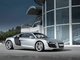 future audi r8 2007 audi r8 front and passenger side house 1920x1440 wallpaper